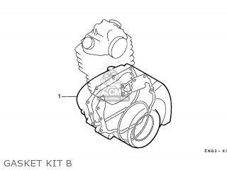 Honda XR250R 1998 (W) GENERAL EXPORT / KPH CSW MM parts