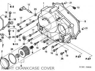 Honda XR250R 2004 (4) GENERAL EXPORT / CSW parts lists and