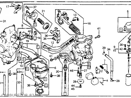 1976 280z Wiring Diagram 1976 280Z Carburetor Wiring