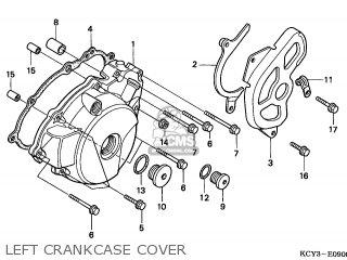 Honda XR400R 1996 (T) AUSTRALIA parts lists and schematics