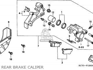 Honda Xr400r 1998 Australia / Mk parts list partsmanual