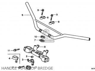 Honda XR400R 1999 (X) EUROPEAN DIRECT SALES parts lists