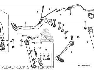 Honda XR400R 2002 (2) AUSTRALIA parts lists and schematics