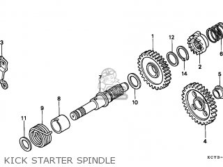 Honda XR400R3 2003 (3) EUROPEAN DIRECT SALES parts lists