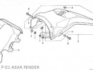 Honda XR500 1979 (Z) CANADA parts lists and schematics