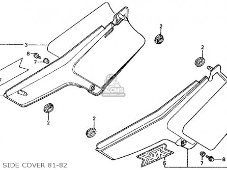 1982 Honda Xr500 Wiring Diagram 1982 Honda Nc50 Wiring