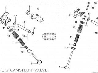 Honda XR500R 1982 (C) parts lists and schematics