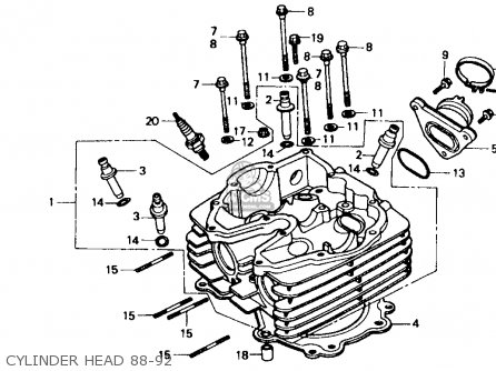 Service manual [Cylinder Head Removal On A 1989 Maserati