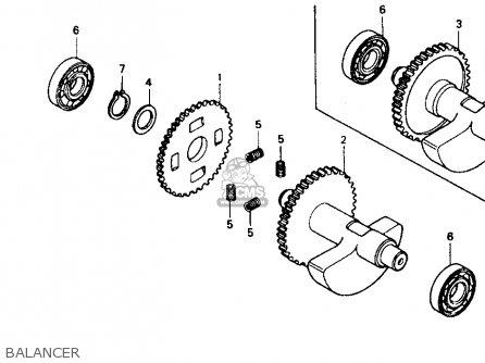 Honda Xr600r 1990 (l) Usa parts list partsmanual partsfiche
