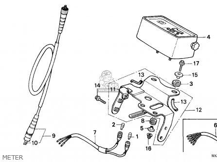 Honda XR600R 1991 (M) EUROPEAN DIRECT SALES parts lists