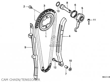 Honda XR600R 1995 (S) AUSTRALIA parts lists and schematics