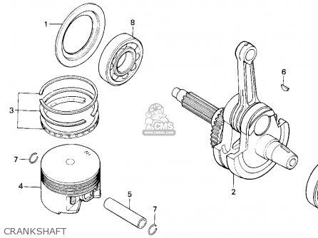 Honda Xr600r 1996 (t) Usa parts list partsmanual partsfiche