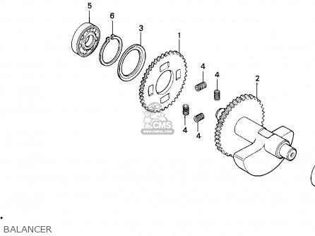 Honda Xr650l 1996 (t) Usa parts list partsmanual partsfiche