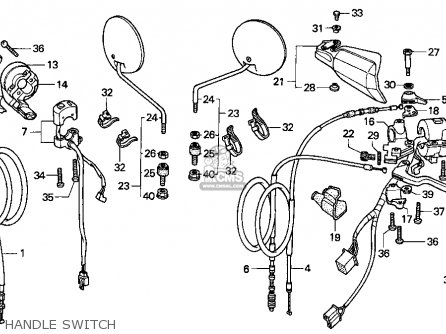 Honda Hr214 Wiring Diagram