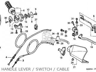 Honda XR650R 2000 (Y) USA parts lists and schematics