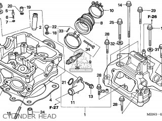 Honda XR650R 2001 (1) EUROPEAN DIRECT SALES parts lists