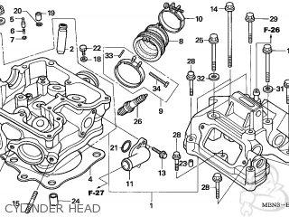 Honda XR650R 2007 (7) EUROPEAN DIRECT SALES parts lists