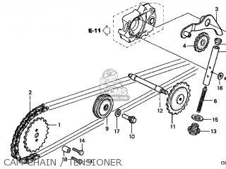 Honda XR70R 1998 (W) USA parts lists and schematics