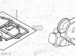 Honda XR70R 2000 (Y) JAPAN DE02-130 parts lists and schematics