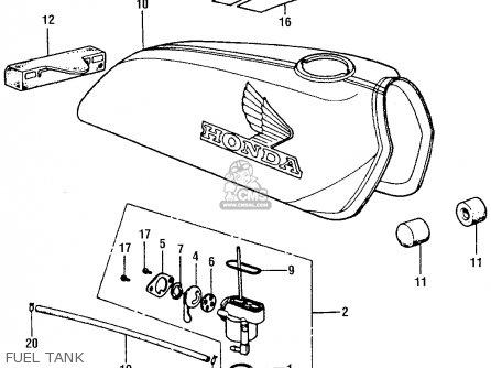 Honda Xr75 Wiring