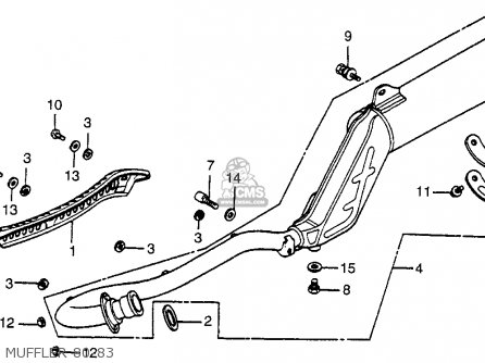 Wiring Diagram For Honda Vt1100c Headlight Honda Pc800