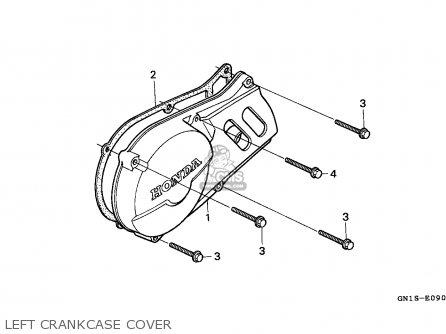 Honda XR80R 2000 (Y) CANADA / CMF REF parts lists and