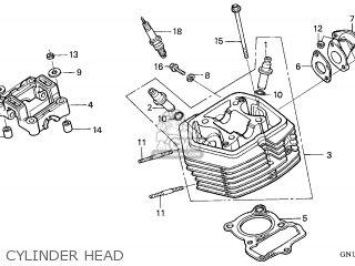 Honda XR80R 2003 (3) CANADA parts lists and schematics