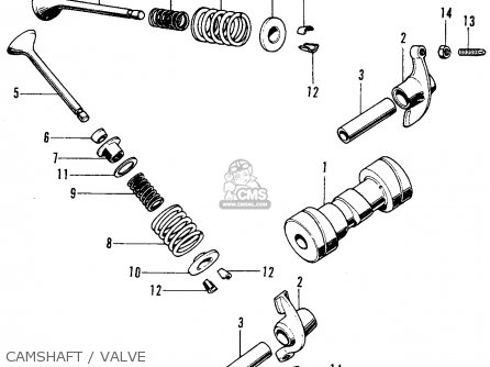 Honda Z50A K8 MINI TRAIL K8 1977 USA parts lists and