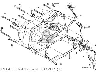 Honda Z50J MONKEY 1979 (Z) GERMANY parts lists and schematics