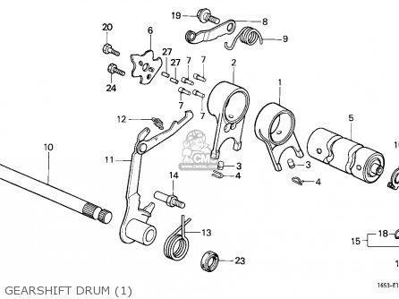 Honda Z50J MONKEY 1979 (Z) SOUTH AFRICA parts lists and