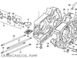 Honda Z50J MONKEY 1984 (E) FINLAND parts lists and schematics