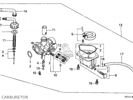 Honda Z50J MONKEY 1986 (G) FINLAND parts lists and schematics