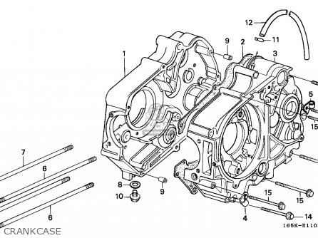 Honda Z50j Monkey 1989 (k) Finland parts list partsmanual