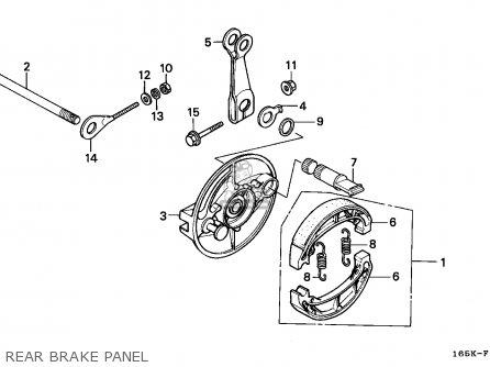 Honda Z50J MONKEY 1992 (N) GENERAL EXPORT KPH CSW parts