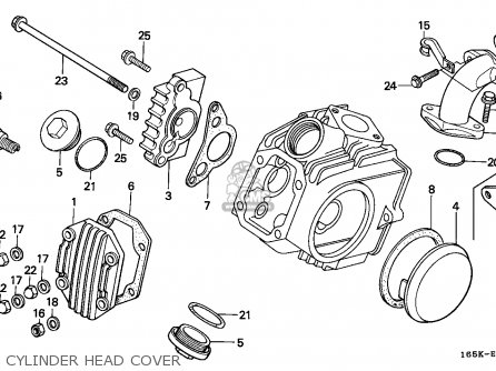 Honda Z50J MONKEY 1993 (P) GENERAL EXPORT KPH CSW parts