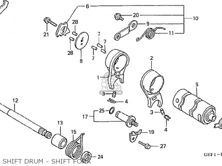 Honda Z50J1 GORILLA JAPAN parts lists and schematics