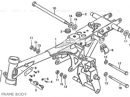 Honda Z50j1 Monkey Australia parts list partsmanual partsfiche