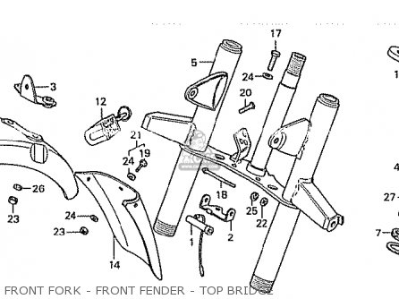 Honda Z50j1 Monkey Australia parts list partsmanual partsfiche
