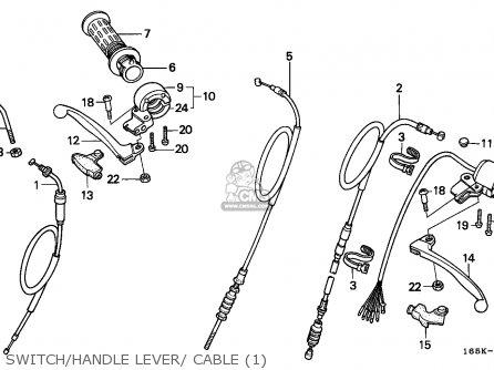 Honda Z50J2 MONKEY 1989 (K) FINLAND ROT parts lists and