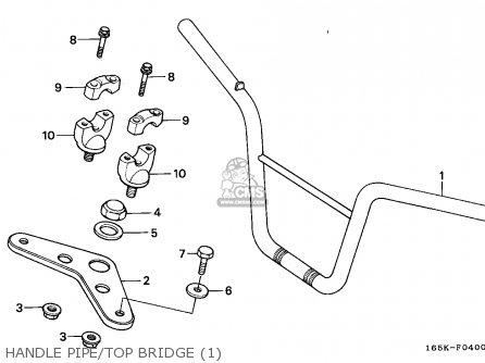 Honda Z50J3 MONKEY 1990 (L) FINLAND HP parts lists and