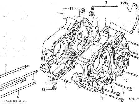 Honda Z50j5 Monkey Japan parts list partsmanual partsfiche