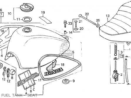 Honda Z50je Monkey Finland parts list partsmanual partsfiche