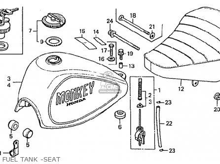1970 Honda Trail 70 Wiring Diagram Honda Trail 70 Engine