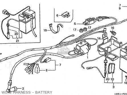 Honda Z50jl Monkey Japan parts list partsmanual partsfiche