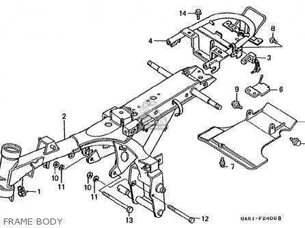 Honda Z50jm Monkey Baja Japan parts list partsmanual