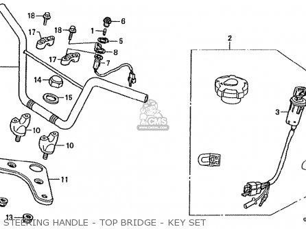 Honda Z50JM MONKEY BAJA JAPAN parts lists and schematics