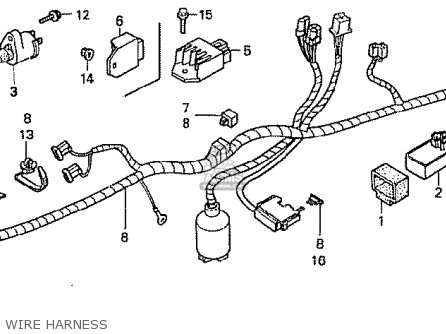 Honda Z50JV MONKEY JAPAN parts lists and schematics