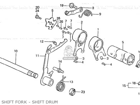 Honda Z50jz Monkey Finland parts list partsmanual partsfiche