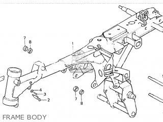 Honda Z50jz Monkey General Export Mph parts list