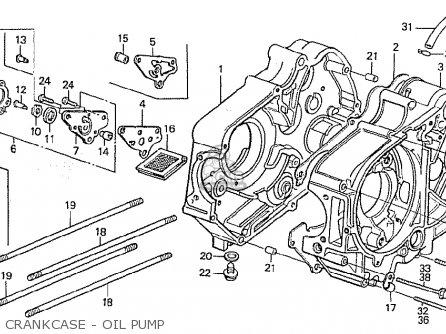 Honda Z50jz Monkey & Gorilla Japan parts list partsmanual